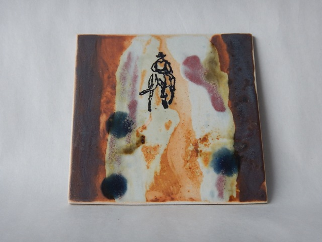 tile, decorative tile, ceramicart,ceramicpainting